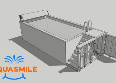 Masterline containerzwembaden